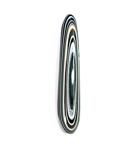 DVH Jeep Fordite Cabochon Recycled Car Paint Cab Toledo, OH 47x9x5 (2536) - DVHdesigns