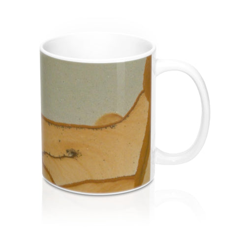 Oregon WIldhorse Picture Jasper Print Mug 11oz - DVHdesigns