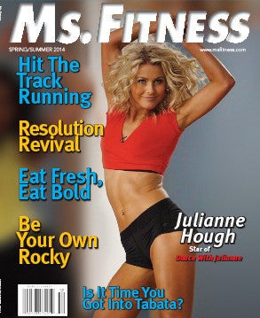 MS FITNESS MAGAZINE - Boomer Basics