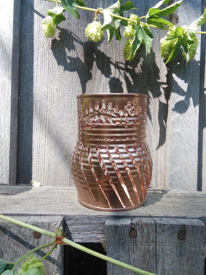 Fern Luminary Candle Holder