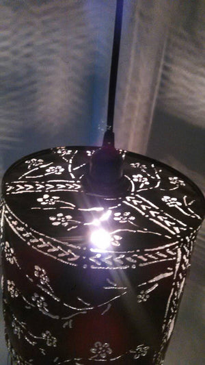 Cherry Blossom Shadow Lamp
