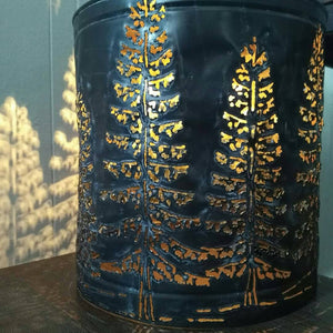 Pine Forest Shadow Lamp