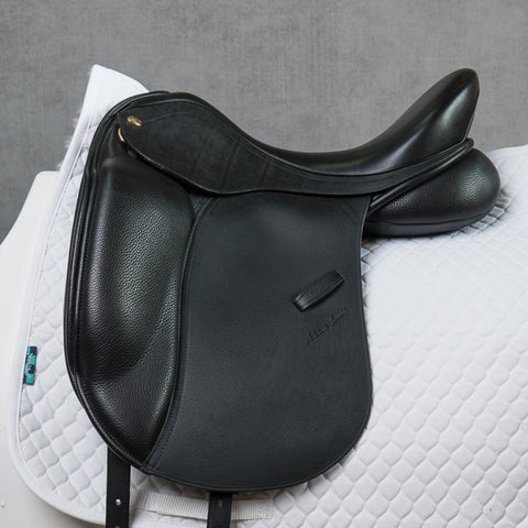 Adam Ellis 'Olympus' Dressage Saddle, Blocked Front