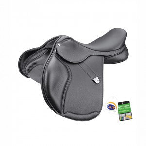 Bates Pony Elevation+ Jump Saddle