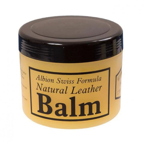 Albion Leather Cleaning Balm