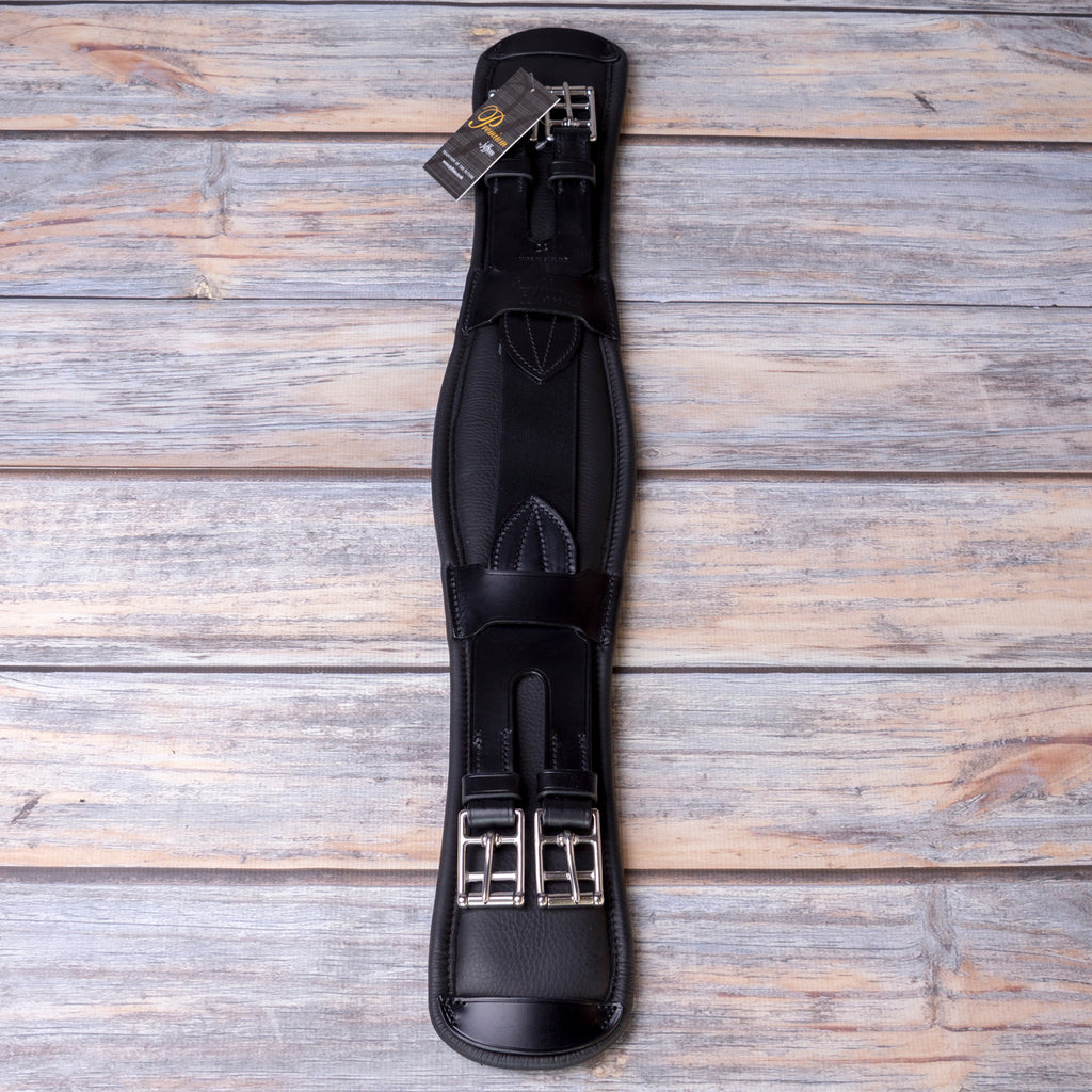 Jeffries Premium Shaped Dressage Girth