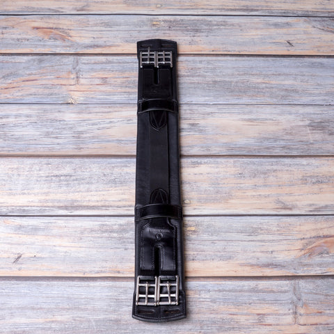 Frank Baines Elastic Center Dressage Girth