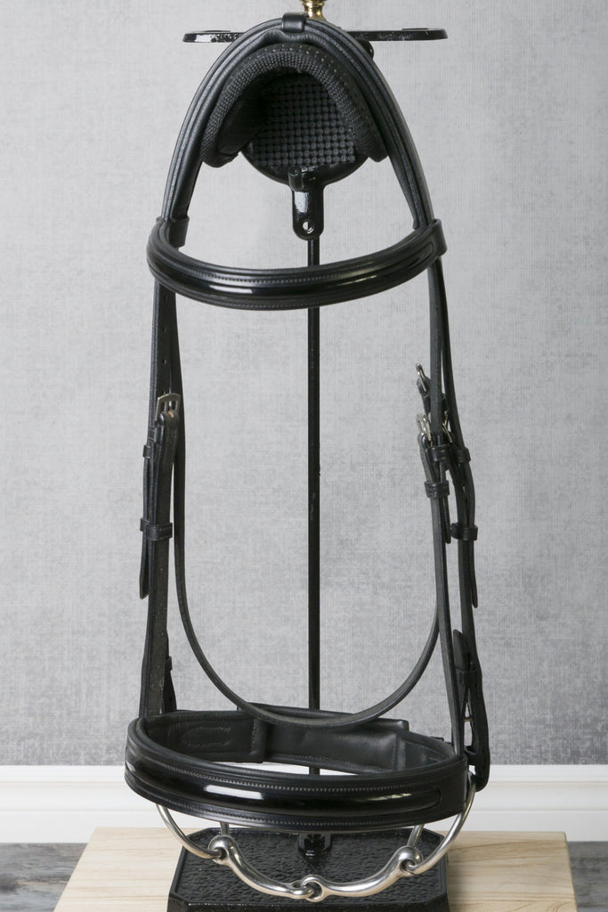 Jeffries Patent Cavesson Bridle