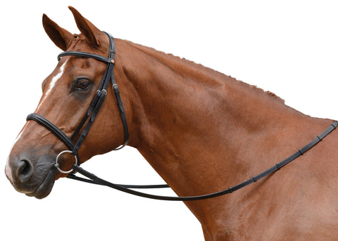 Albion - KB Competition Snaffle Bridle