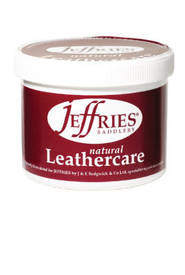 Jeffries Natural Leathercare. leather cleaning