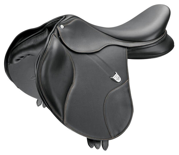Bates Elevation DS+ Jump Saddle