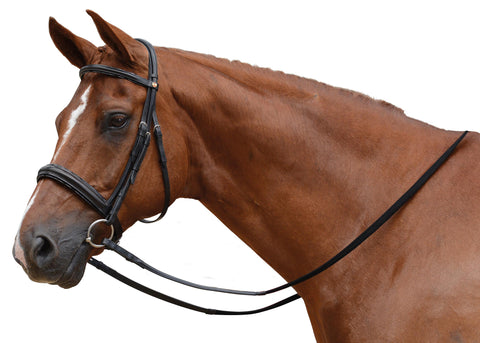 Albion - KB Super Snaffle Bridle