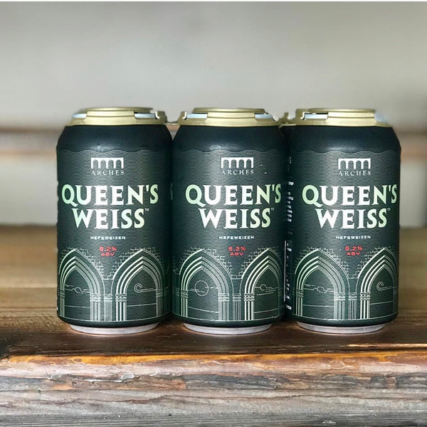 Queen's Weiss - 6pk To-Go