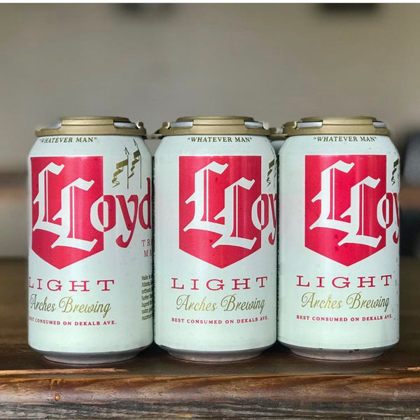 Lloyd's Light - 6pk To-Go