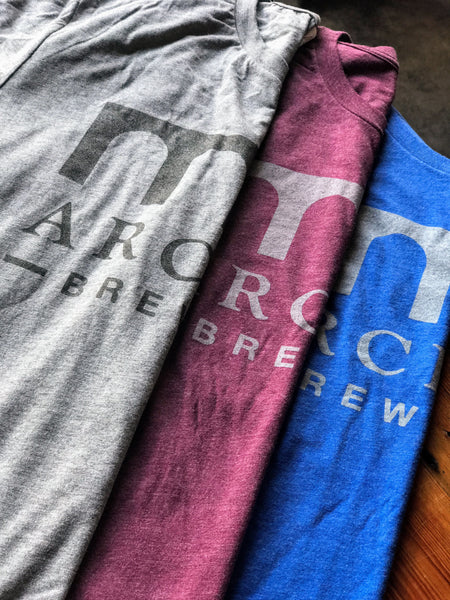 Arches Brewing Classic Triblend Shirt