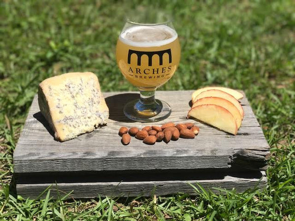 Sweet Grass Dairy Beer & Cheese Pairing