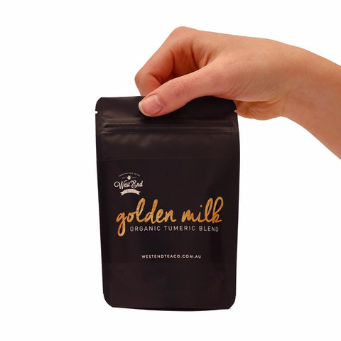 Organic Golden Milk Turmeric Blend