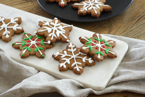 CHAI GINGERBREAD COOKIES