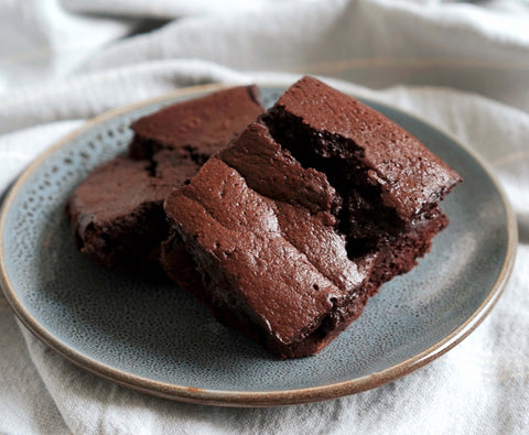 SUPER SPICED CACAO BROWNIES