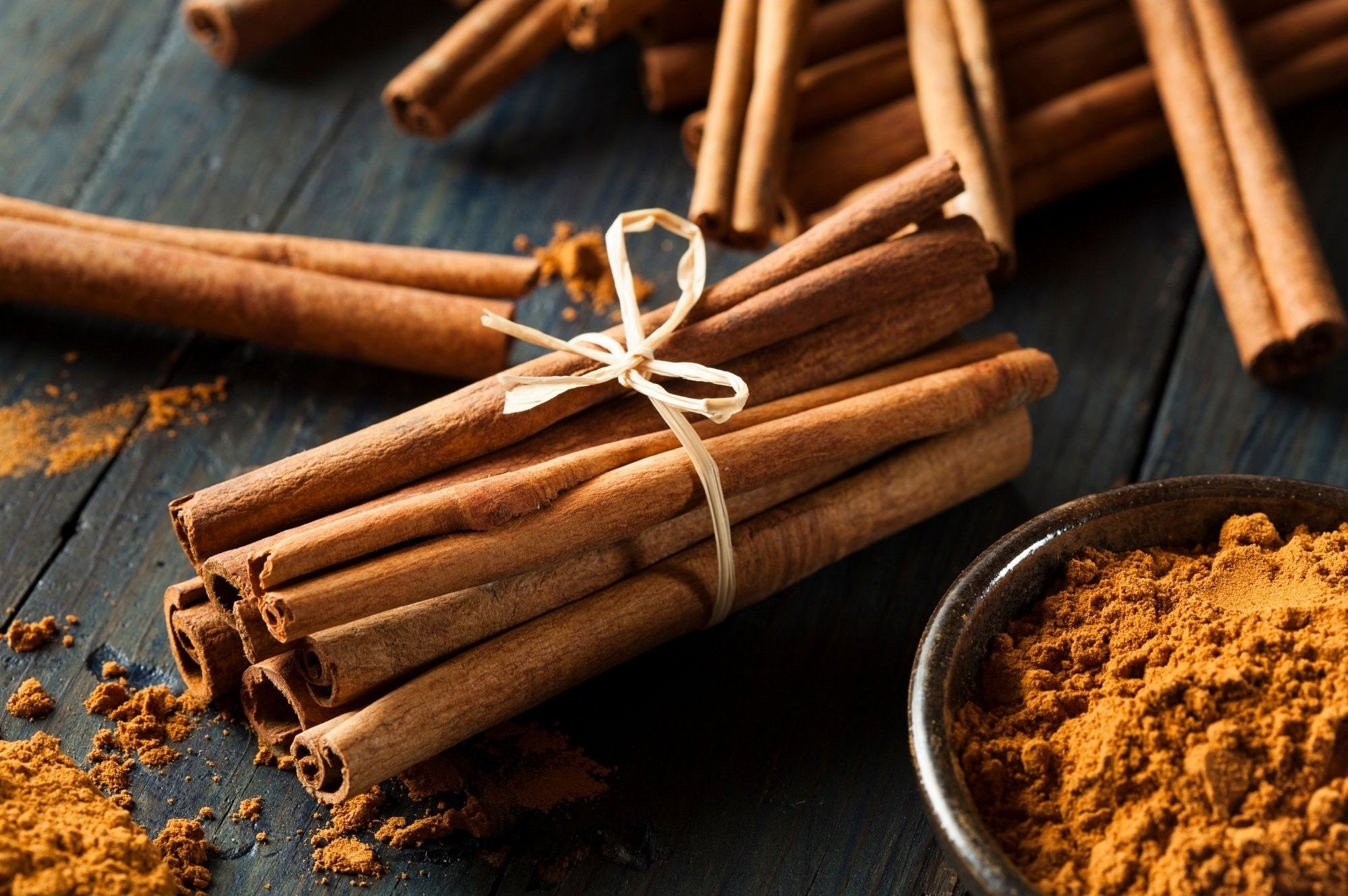 ALL ABOUT CINNAMON: HISTORY & BENEFITS