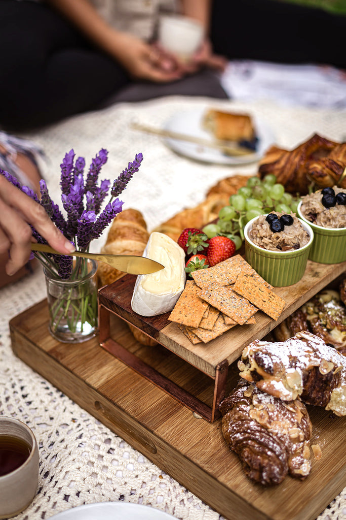 Tea Part Charcuterie Board How to Style Charcuterie Board