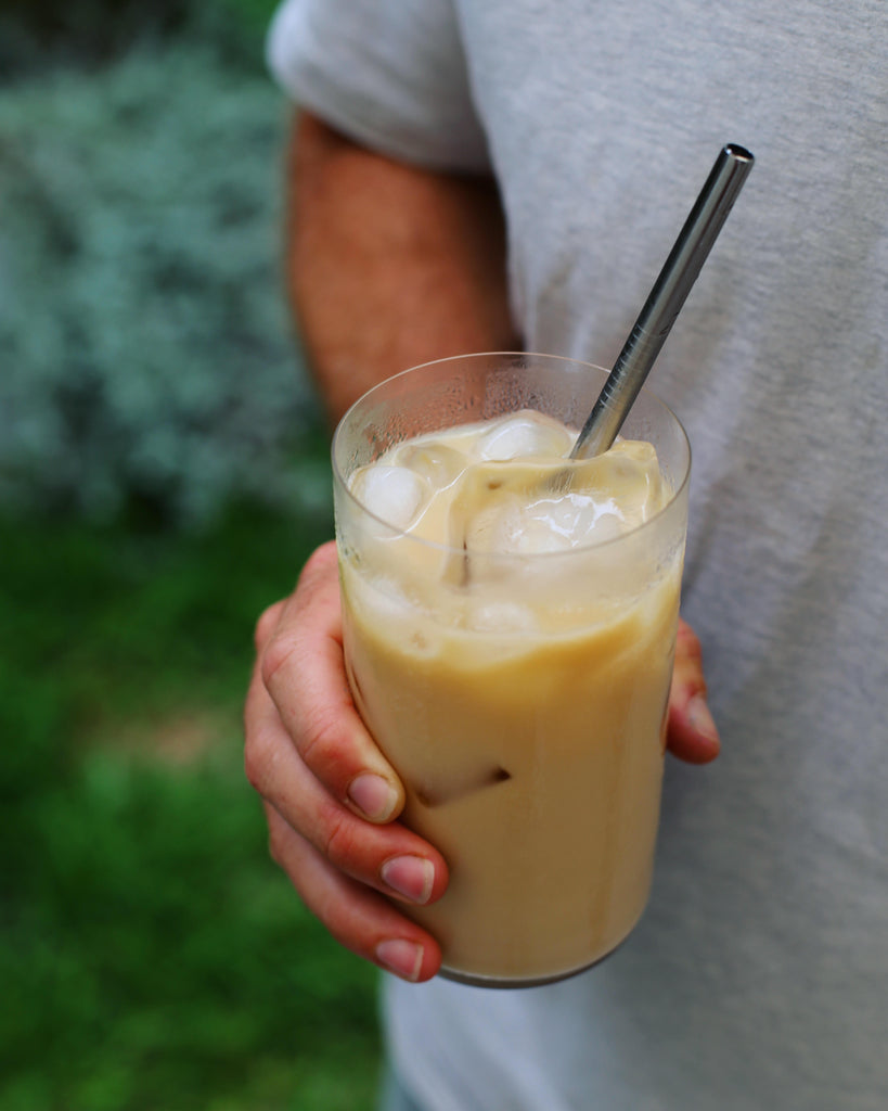 Iced Chai Latte Holly Nash Paradise Pantry
