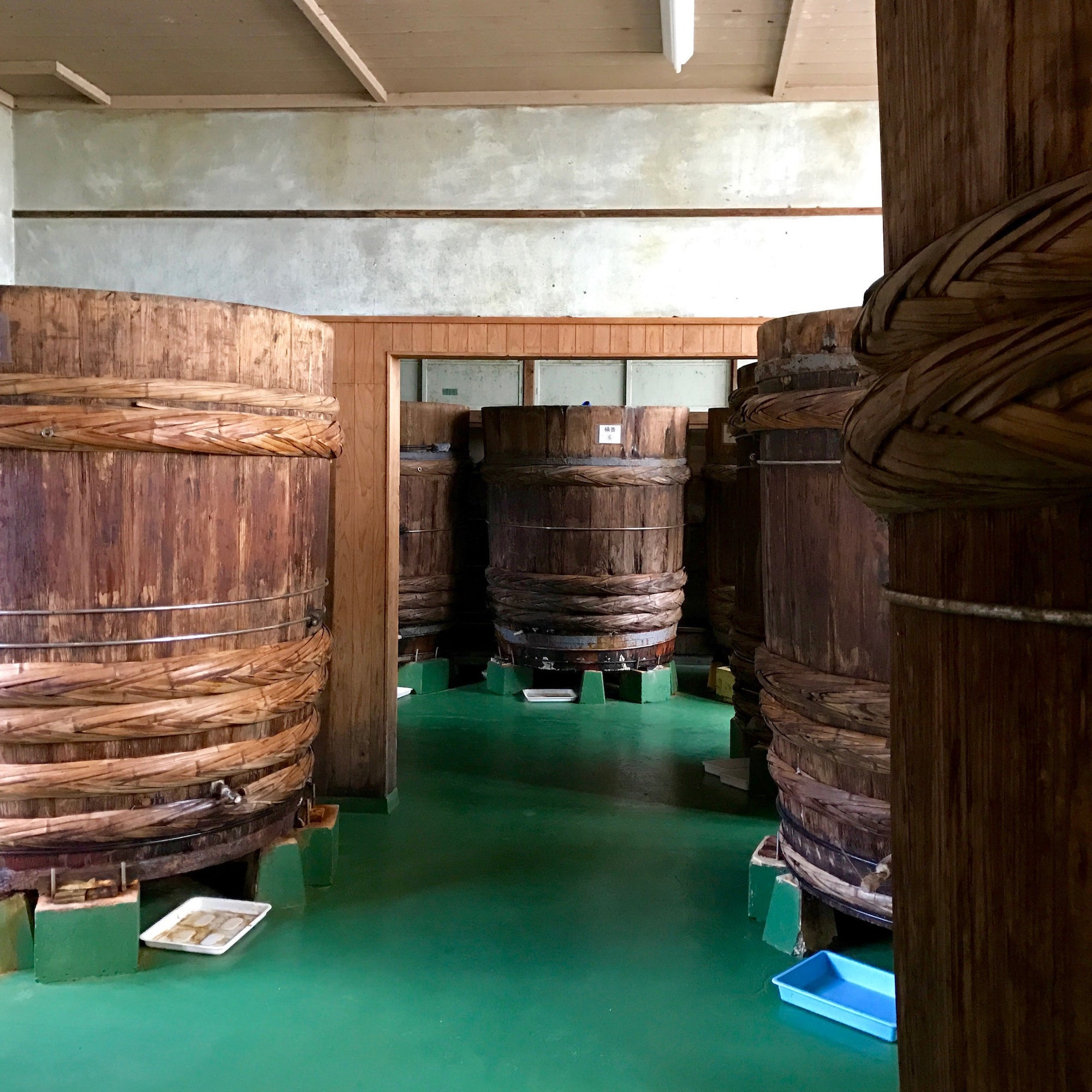 The Importance of Cedar Barrels – it's what's in the barrels that counts