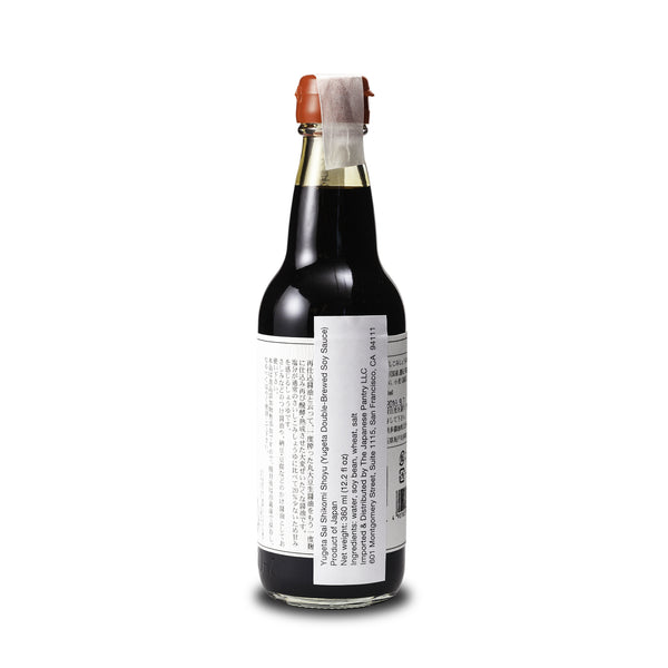 Doubled-Brewed Soy Sauce - 360ml