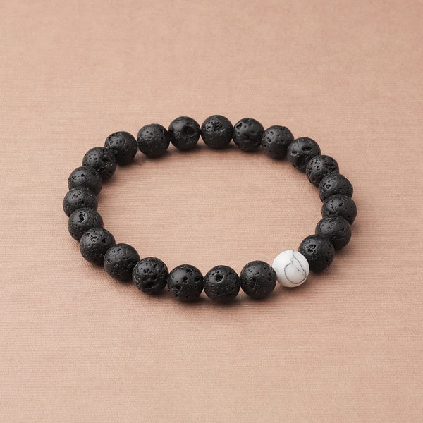 Internal Strength Diffuser Lava and Howlite Duo Goal Achieving