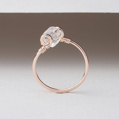 Purity Stone Ring