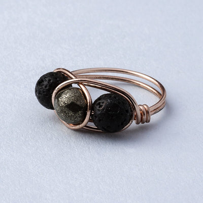 Pyrite Diffuser Ring
