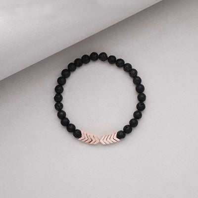 Sacred Arrow - Rose Gold