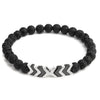 Sacred Arrow - Silver/Black