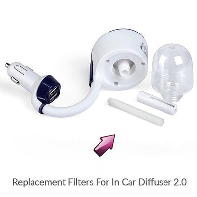 In-Car Diffuser 2.0 Replacement Filters