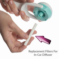 In-Car Diffuser Replacement Filters