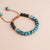 Kids Glass Diffuser Bracelet (Jade)