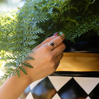 Sacred Arrow Diffuser Ring