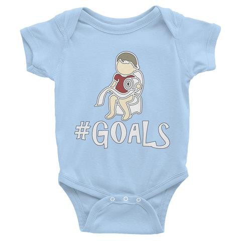 11 of The Cutest Baby Onesies to Describe Your Kid.