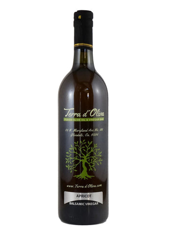 Apricot Balsamic Vinegar (750ml)
