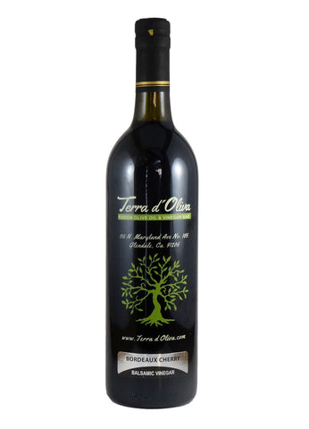 Balsamic Vinegar – Bordeaux Cherry (750ml)