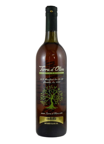 Chipotle Infused Olive Oil (750ml)
