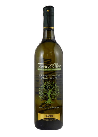 Infused Olive Oil – Garlic (750ml)