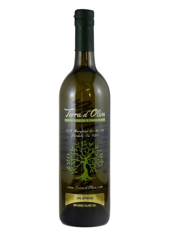 Infused Olive Oil – Jalapeno (750ml)