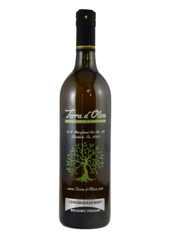 Balsamic Vinegar – Lemongrass Mint (750ml)