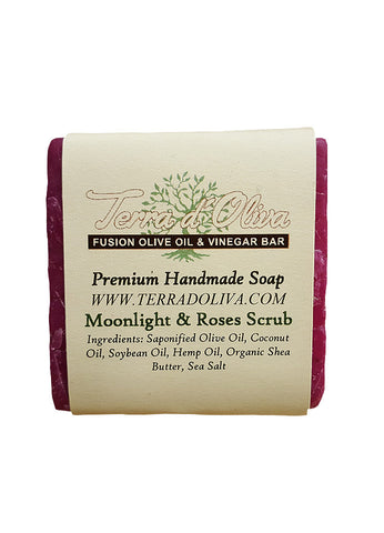 Moonlight & Roses Scrub