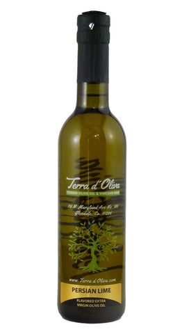 Naturally Flavored Extra Virgin Olive Oil – Persian Lime (375ml)