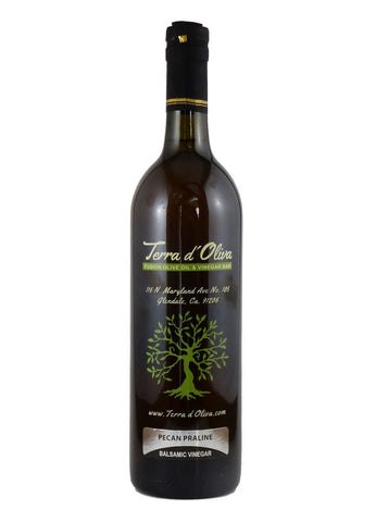 Balsamic Vinegar – Pecan Praline (750ml)