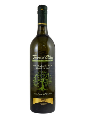 Extra Virgin Olive Oil – Spanish Picual (750ml)