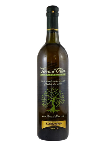 Tandoori Naturally Flavored Extra Virgin Olive Oil (750ml)