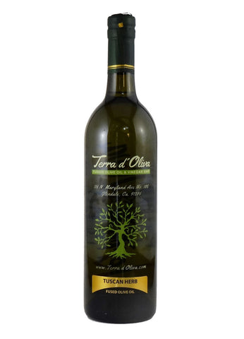 Fused Olive Oil – Tuscan Herb (750ml)